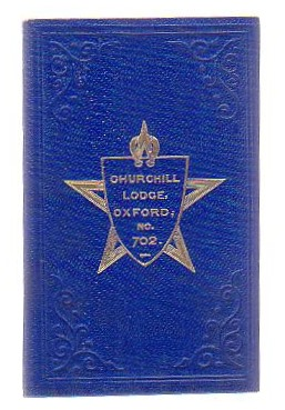 Image for By-Laws For The Government Of The Churchill Lodge Of Ancient, Free, And Accepted Masons, No. 702, To Which Is Added A List Of The Officers And Members