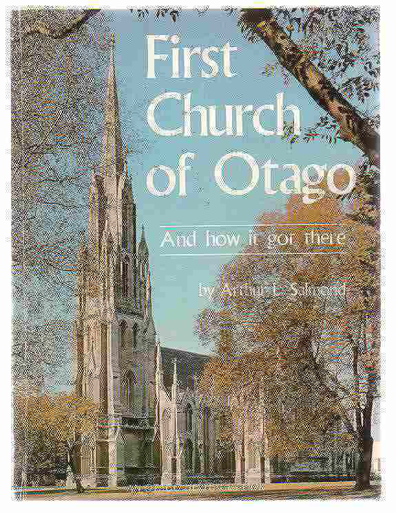 Image for The First Church Of Otago And How It Got There
