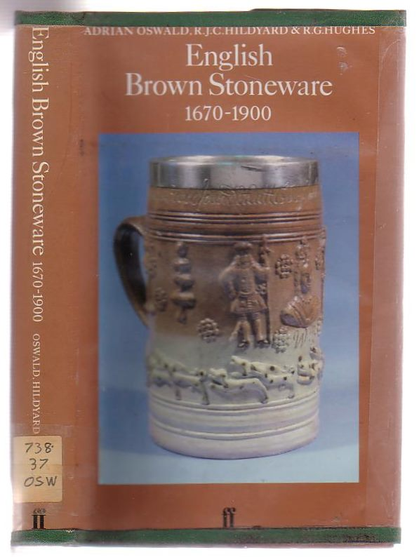 Image for English Brown Stoneware 1670 - 1900