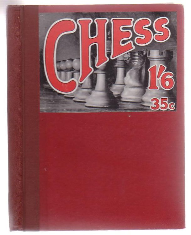 Image for Chess (10 issues, March-Dec 1946)