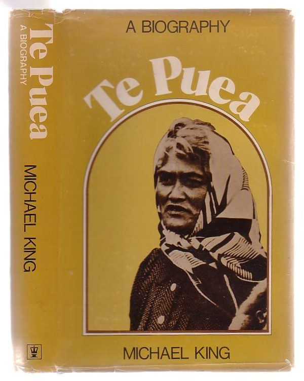 Image for Te Puea A Biography