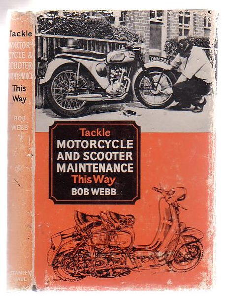 Image for Tackle Motorcycle And Scooter Maintenance This Way