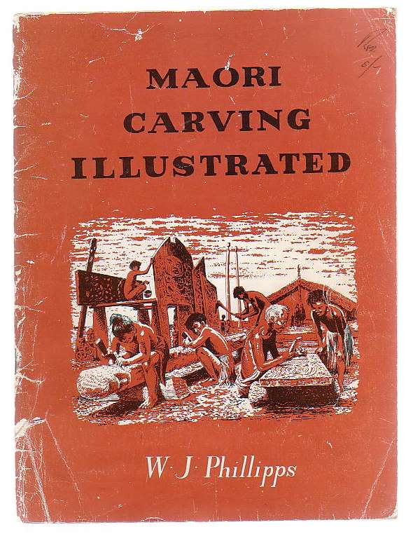 Image for Maori Carving Illustrated