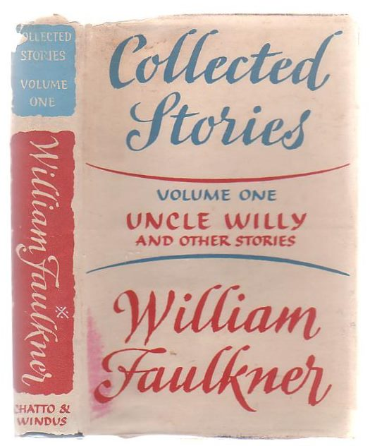 Image for Uncle Willy And Other Stories Volume One Of The Collected Short Stories