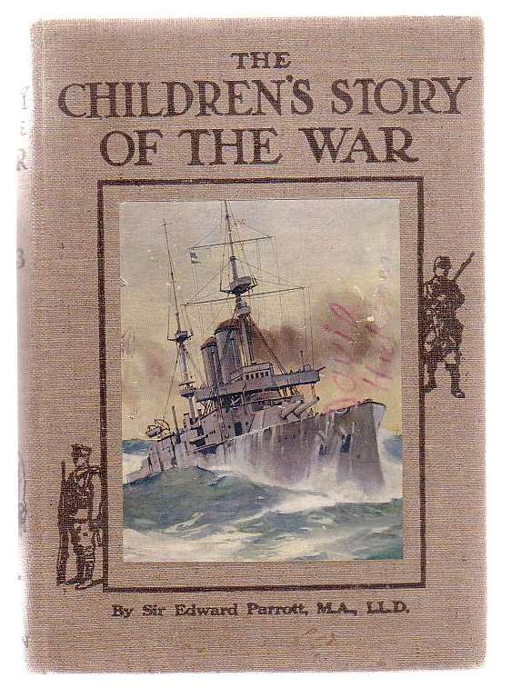 Image for The Children's Story Of The War (Volume III only)
