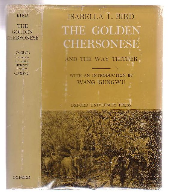 Image for The Golden Chersonese And The Way Thither