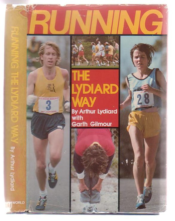 Image for Running The Lydiard Way