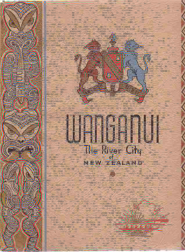 Image for Wanganui The River City Of New Zealand