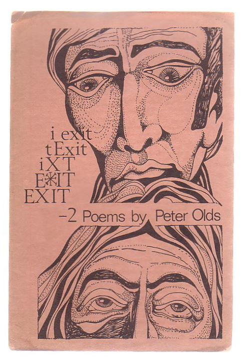 Image for Exit - 2 Poems By Peter Olds