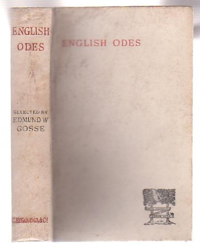 Image for English Odes