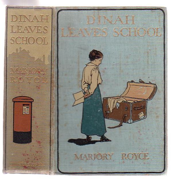 Image for Dinah Leaves School