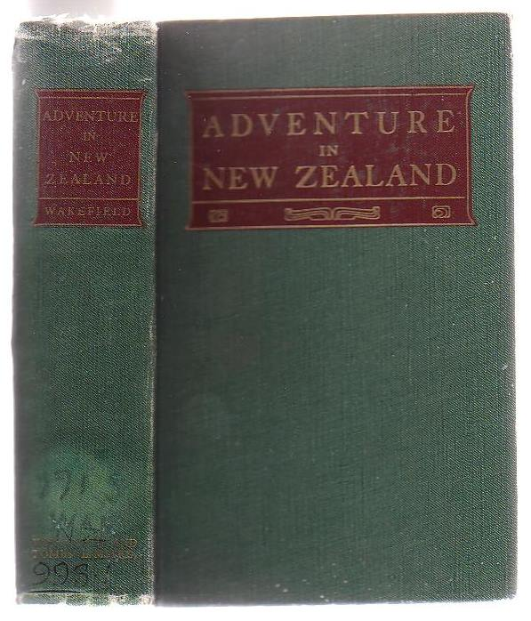 Image for Adventure In New Zealand From 1839-1844 With Some Account Of The British Colonization Of The Islands
