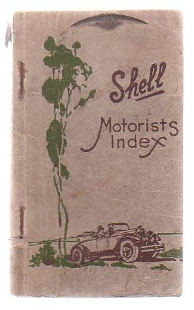 Image for Shell Motorists' Index