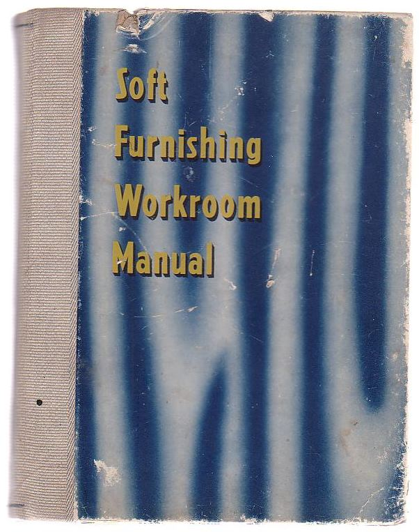 Image for Soft Furnishing Workroom Manual