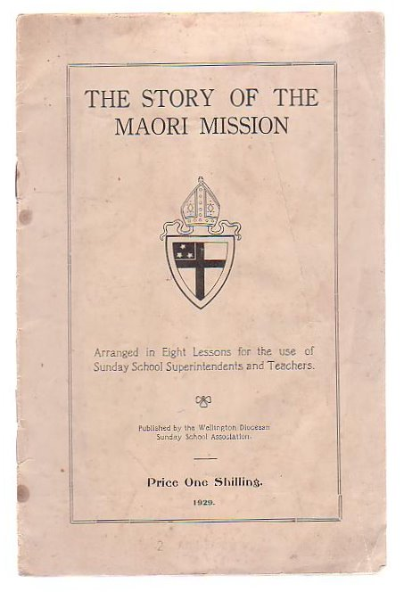 Image for The Story Of The Maori Mission