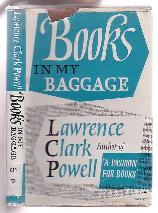Image for Books in My Baggage