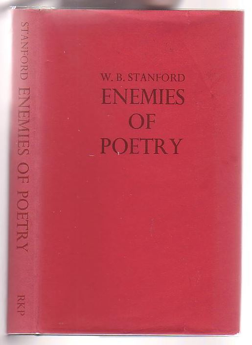 Image for Enemies of Poetry