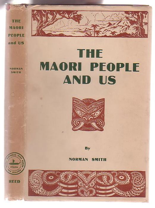 Image for The Maori People and Us