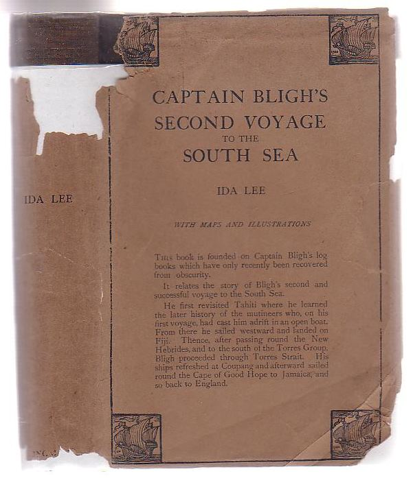 Image for Captain Bligh's Second Voyage To The South Sea