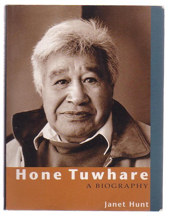 Image for Hone Tuwhare A biography