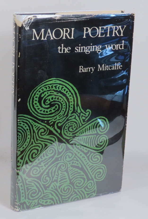 Image for Maori Poetry - The Singing Word