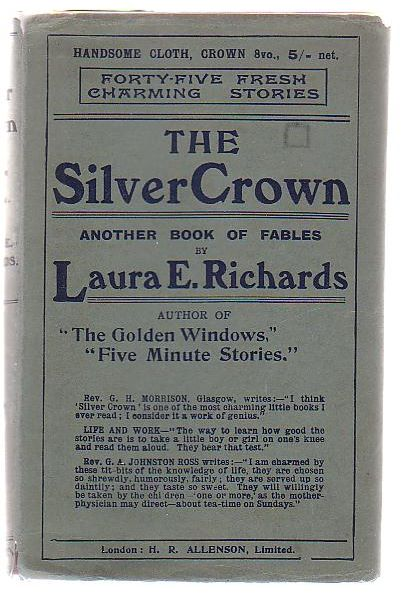 Image for The Silver Crown Another Book of Fables