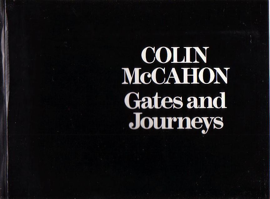 Image for Colin McCahon Gates And Journeys
