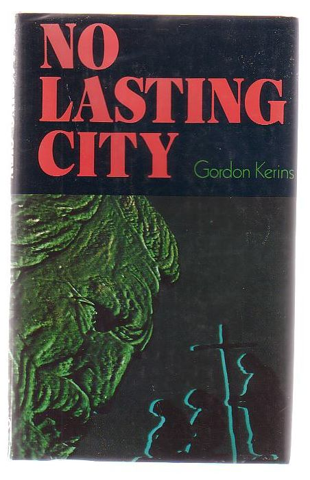 Image for No Lasting City
