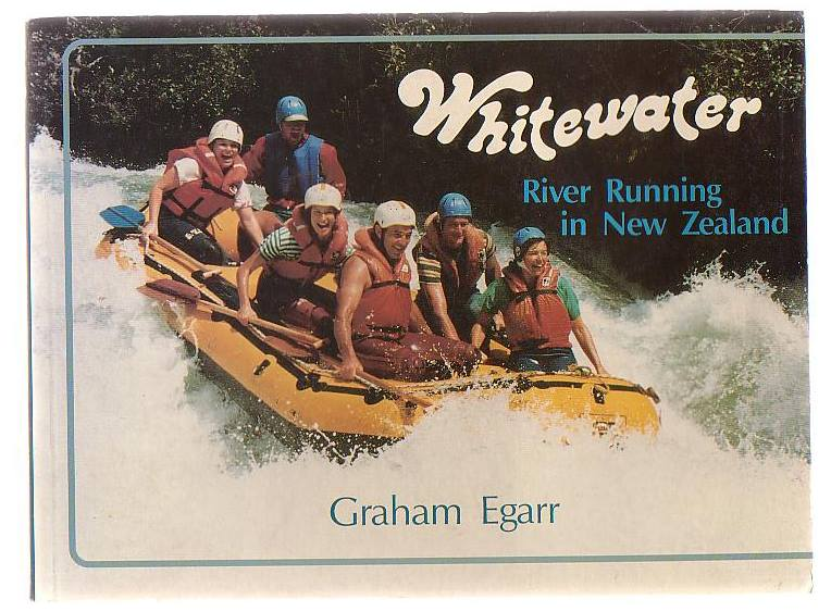 Image for Whitewater River Running In New Zealand