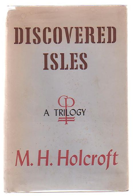Image for Discovered Isles: A Trilogy