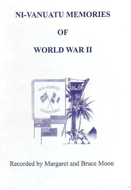 Image for Ni-Vanuatu Memories Of World War II