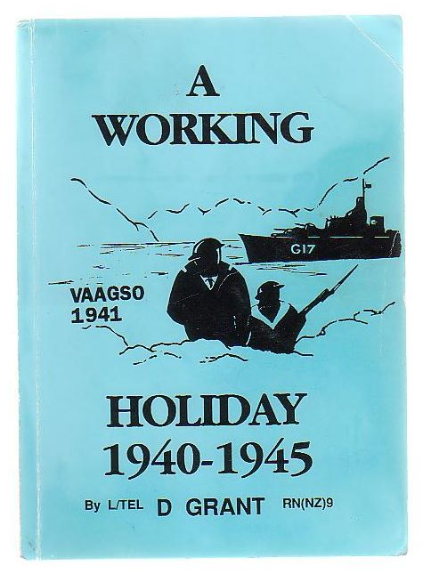 Image for A Working Holiday 1940 - 1945
