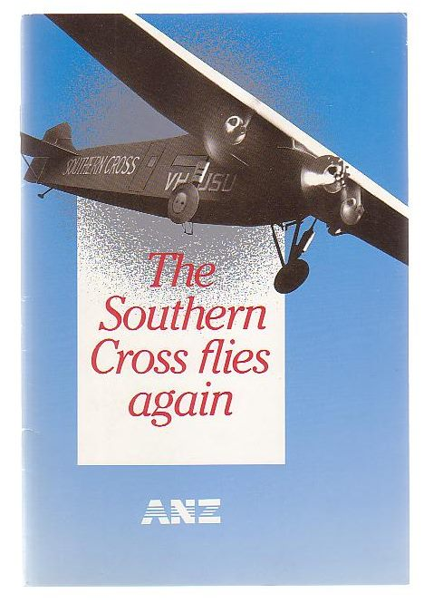 Image for The Southern Cross Flies Again